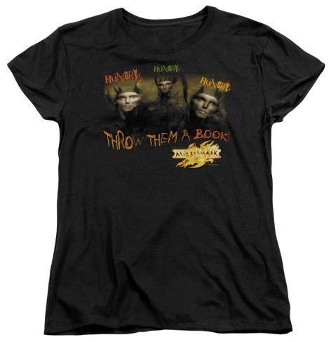 Womens: Mirrormask - Hungry Womens T-Shirts