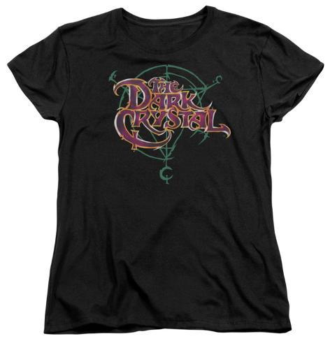Womens: The Dark Crystal - Symbol Logo Womens T-Shirts