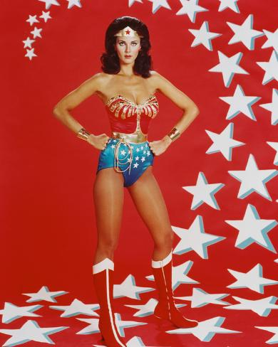 Wonder Woman - Lynda Carter Photo