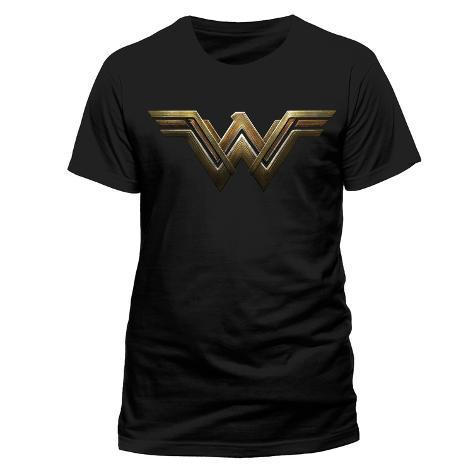 Wonder Woman Movie - Logo T-Shirt
