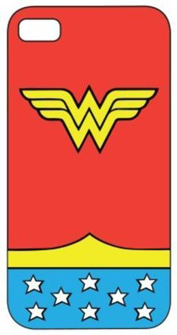 Wonder Woman Rubber iPhone 5 Case iPhone 5 Case