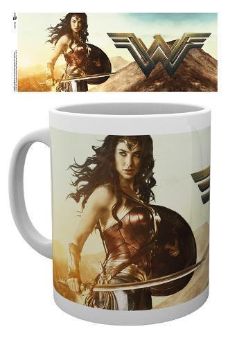 Wonder Woman - Sword Mug Mug