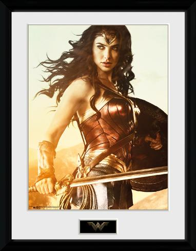 Wonder Woman - Sword Lámina de coleccionista
