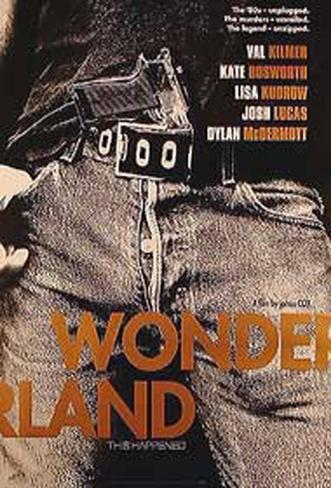 Wonderland Original Poster