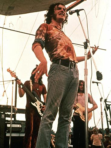Woodstock, Joe Cocker, 1970 Photo
