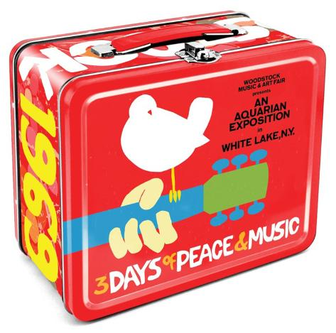Woodstock Lunch Box Lunch Box