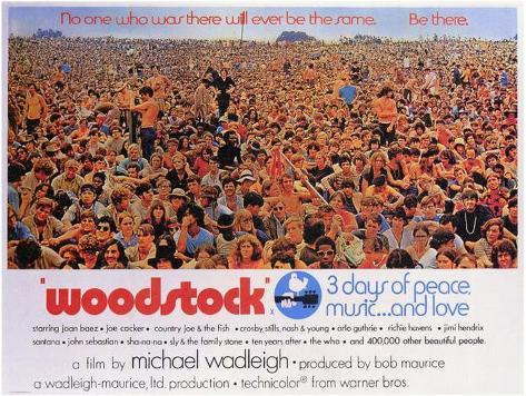 Woodstock Masterprint