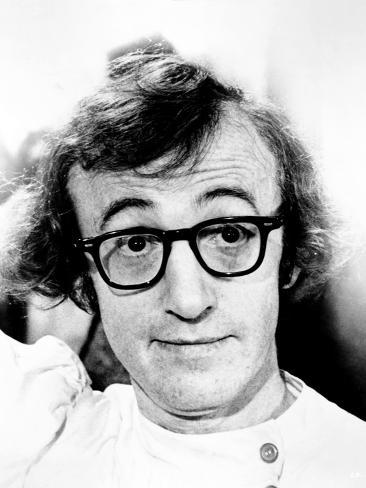 Woody Allen, Love and Death, 1975 Stampa fotografica