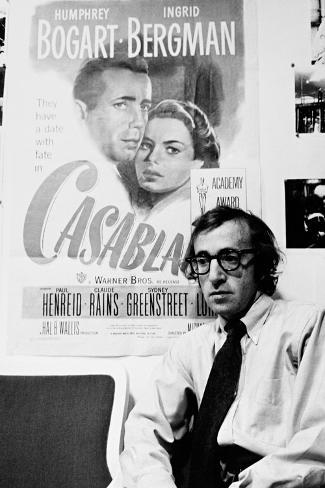 Woody Allen, Play it Again, Sam, 1972 Stampa fotografica