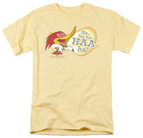 Woody Woodpecker - Famous Laugh T-Shirt