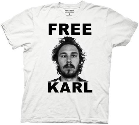 Workaholics - Free Karl T-Shirt