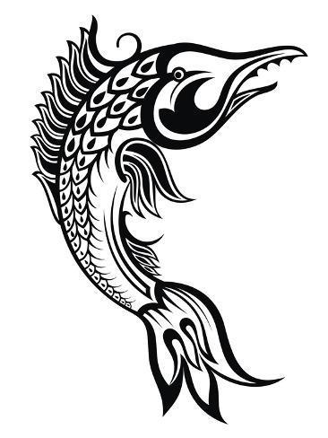 Fish Premium Giclee Print