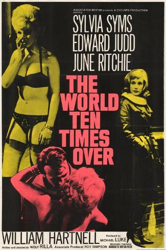 World Ten Times over (The) Art Print