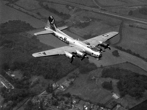 World War II B-17