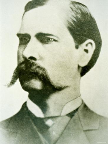Wyatt Earp Stampa fotografica