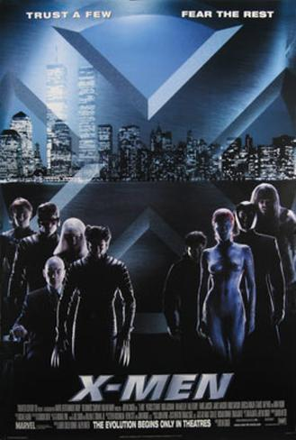 X-Men Original Poster