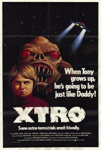 Xtro Poster