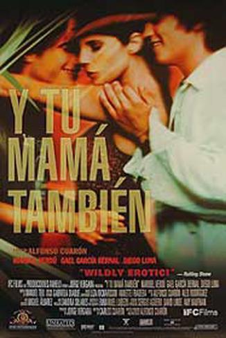 Y Tu Mama Tam Bien Original Poster