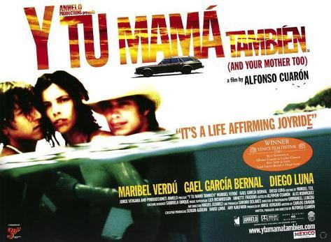 Y Tu Mama Tambien Masterprint