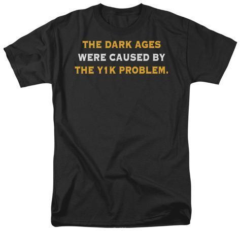 Y1K Problem T-Shirt
