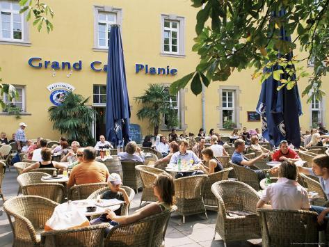 Cafe Francais A Stuttgart