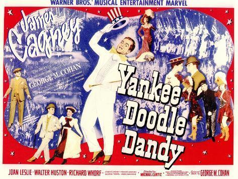 Yankee Doodle Dandy, 1942 Premium Giclee Print