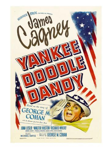 Yankee Doodle Dandy, James Cagney, 1942 Photo
