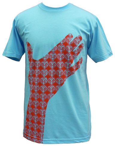 Yeasayer - Yeasayer Hand T-Shirt