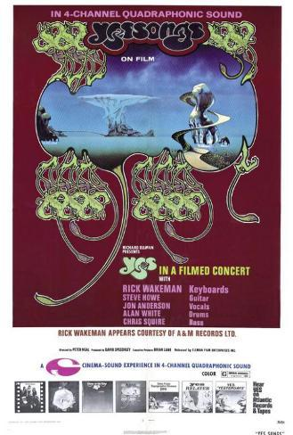 Yessongs Poster