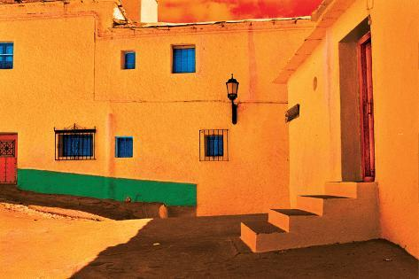 Las Alpujarras, Spain Photographic Print