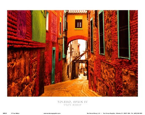 Toledo, Spain IV Art Print
