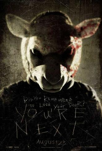 You're Next Movie Poster Poster