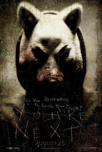 You're Next Movie Poster Masterprint