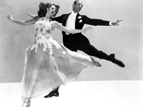 You Were Never Lovelier, Rita Hayworth, Fred Astaire, 1942 Foto