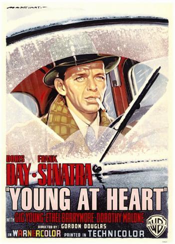 Young at Heart (1954) Masterprint