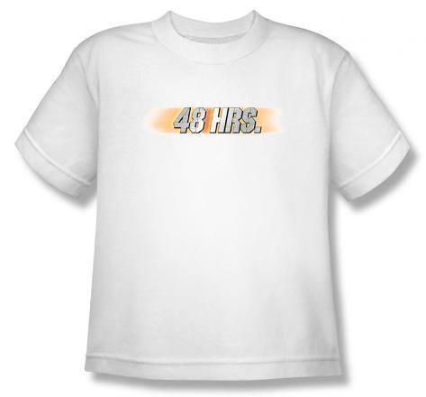 Youth: 48 Hours - Logo T-Shirt