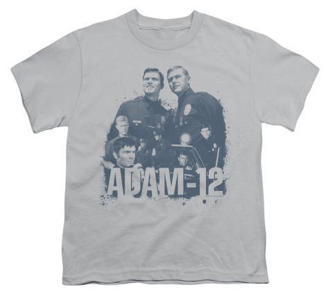 Youth: Adam-12 - Adam 12 Collage T-Shirt