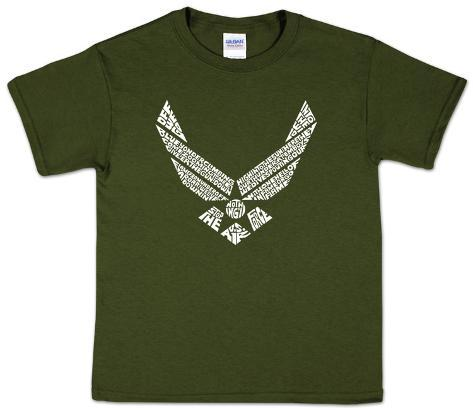 Youth: Air Force Kids T-Shirt