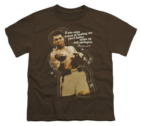 Youth: Ali-Apologize T-Shirt