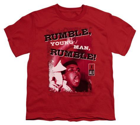 Youth: Ali-Rumble T-Shirt