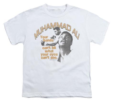 Youth: Ali-Your Eyes Can't See T-Shirt