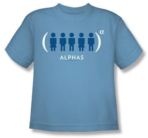 Youth: Alphas - The Alphas T-Shirt