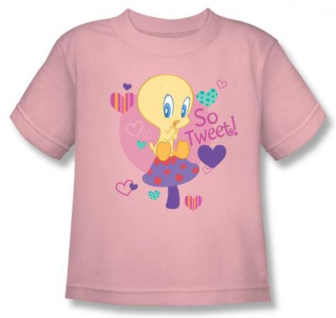 Youth: Baby Tweety - So Tweet T-Shirt