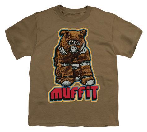 Youth: Battle Star Gallactica-Muffit T-Shirt