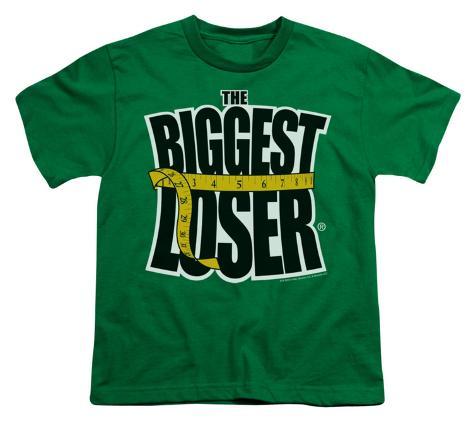 Youth: Biggest Loser-Logo T-Shirt