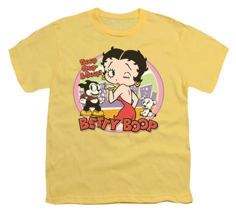 Youth: Boop - Kiss Kids T-Shirt