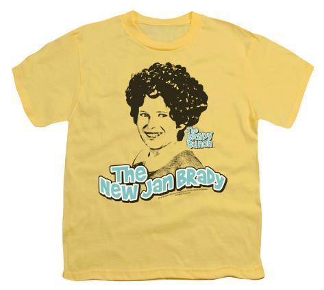 Youth: Brady Bunch - The Real Jan Brady Kids T-Shirt