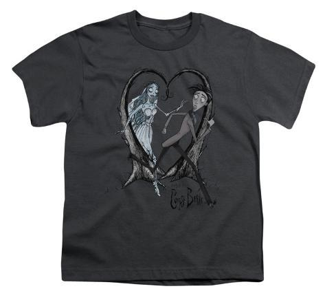 Youth: Corpse Bride - Runaway Groom Kids T-Shirt