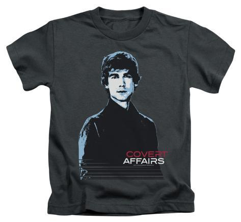 Youth: Covert Affairs - Auggie Tech T-Shirt