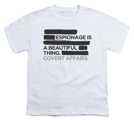 Youth: Covert Affairs - Espionage T-Shirt